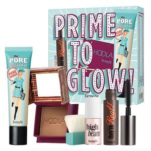 🆕 Sephora Benefit Prime To Glow Cosmetic Set